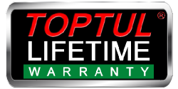 Toptul tools life time warranty