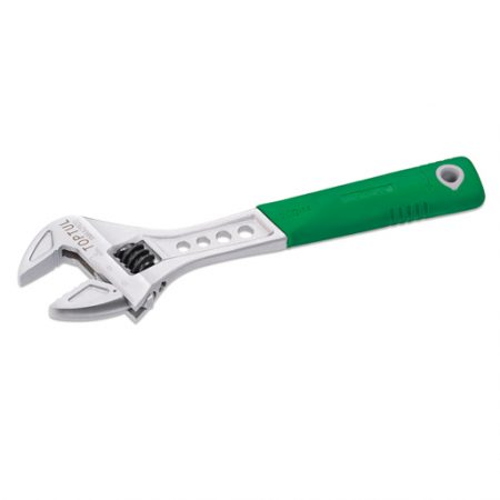 TOPTUL 12($) Paw Adjustable Wrench