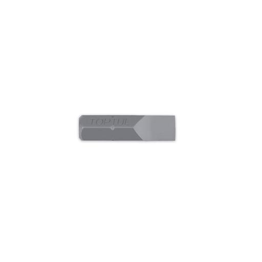 TOPTUL 8x1.2 Slot 5/16($) Hex x 30mm Long Bit