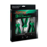TOPTUL 3 Piece Plier Set