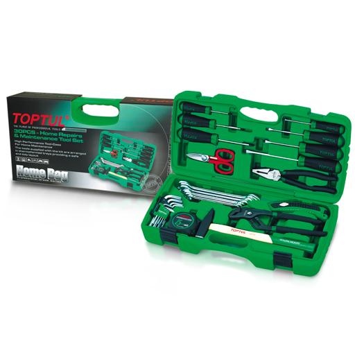 TOPTUL 30 Piece Repair/Maintenance Tool Set