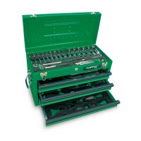 TOPTUL 82 Piece Portable Tool Chest Tool Set
