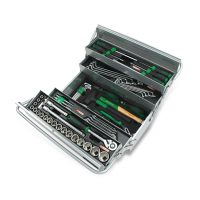 TOPTUL 65 Piece Cantilever Tool Box Set