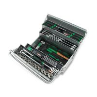 TOPTUL 63 Piece Cantilever Tool Box Set