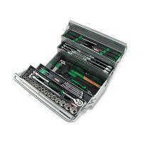 TOPTUL 63 Piece Cantilever Tool Box Set