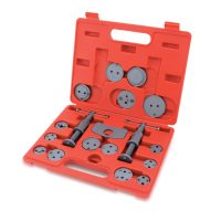 TOPTUL 18 Piece Universal Caliper Wind Back Tool Set