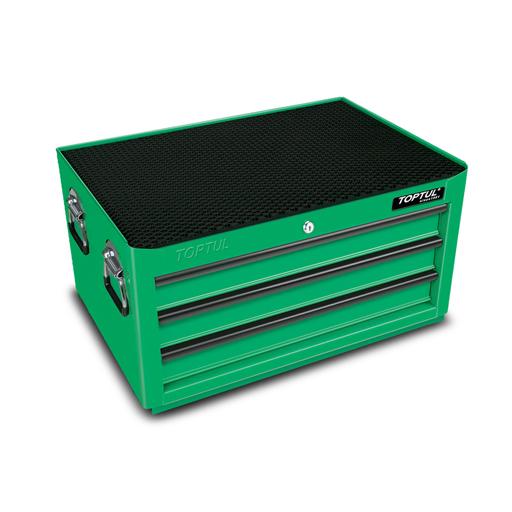 TOPTUL Green 3 Drawer Tool Chest