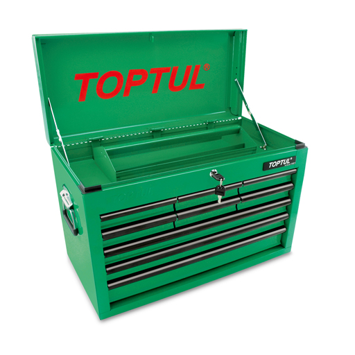 TOPTUL 9 Drawer Top Chest