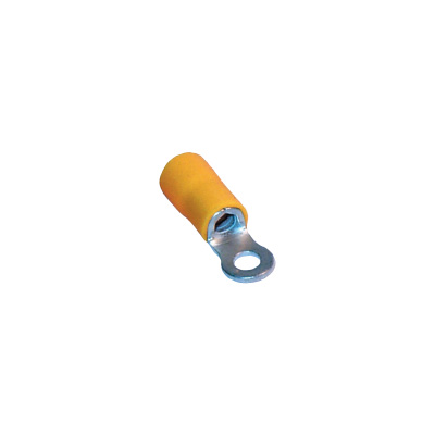 3.7mm yellow ring terminal