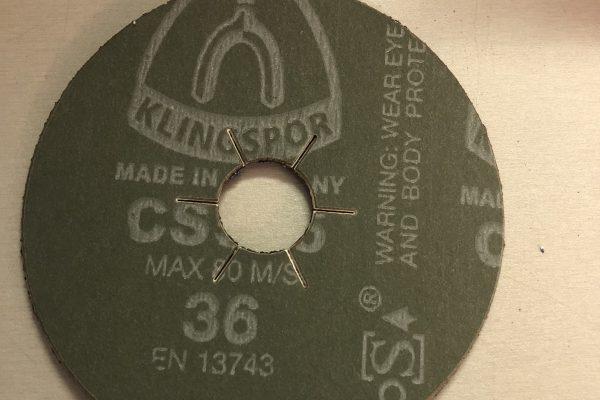Sanding Disc 36grit