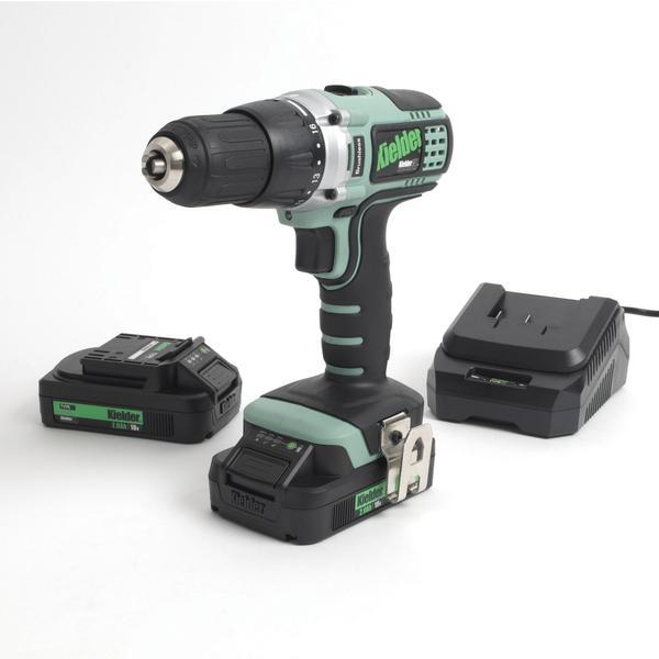Drill Driver x2 2ah Batteries